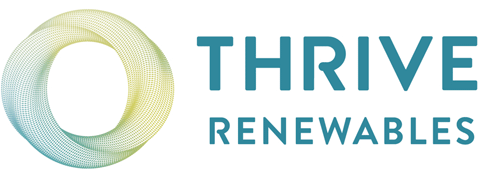 Thrive Renewables Logo